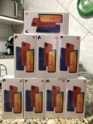 Vendo xiaomi Redmi 9c lacrado 64GB