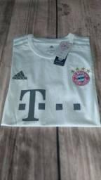 Camisa do Bayern branca