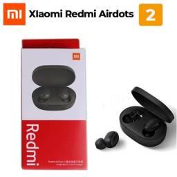 Fone Ouvido Redmi Airdots 2 Xiaomi Gamer 5.0