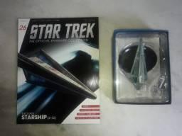 Star Trek - Edição 26 - Tholian Star Ship (Eaglemoss)