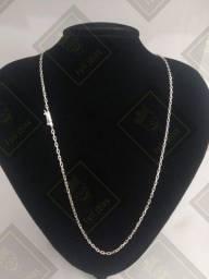 Cordão de prata 950 R$100 cadeadinho