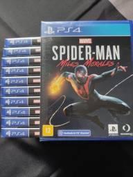 Marvel's Spider-Man: Miles Morales - (PS4/PS5) Lacrado