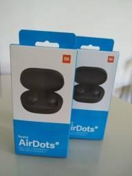 Título do anúncio: Fone de ouvido Airdots S Xiaomi Original