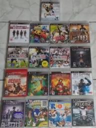 Jogo de videogame PS3 - Novo, original e Lacrado - Confira abaixo:
