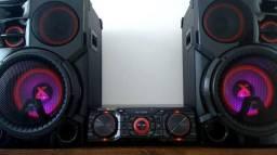 Mini system LG CJ98 XBoom 2700 RMS