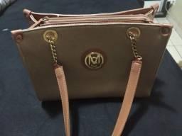 Bolsa Mônica Sanches Dourada