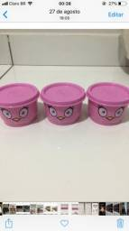 Kit Tupperware Angry birds