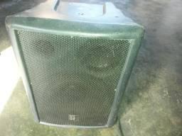Caixa staner mais amplificador ncr 100