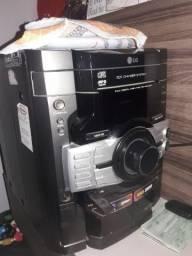 Mini system lg rms 350w mct 354