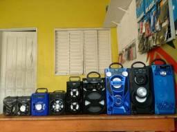 Caixas de som Bluetooth a partir de 40$