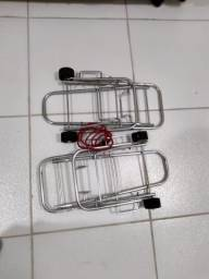 2 carrinhos suporte com cordinha por 35