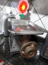Moedor de Carne Profissional Caf boca 8