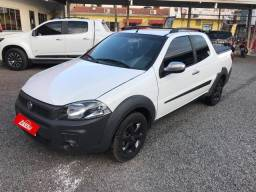 Fiat Strada Working Flex Cabine dupla 2014/2015 - 2014
