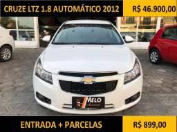 Cruze LTZ 1.8 16V Automático 2012 - 2012