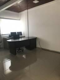 Alugo sala comercial, com 3 ambientes