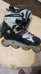Teresópolis vendo par de patins
