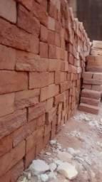 Pedras Grês - alicerce, muros e calçadas