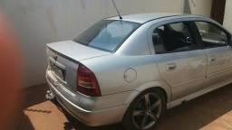 Troco Astra 2000 em uma blaizer - 2000