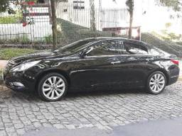 Hyundai Sonata Preto 2012 aro 18 Novo - Sem troca - 2012