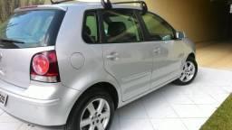 VW Polo Sportline 1.6 ano 2007 Flex Hatch Segundo Dono Placa 'A' Abaixo da FIPE - 2007