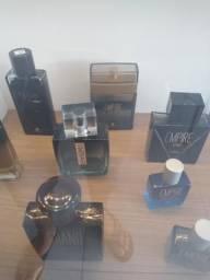 Perfumes top de linha