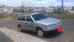 Parati 1.6; 2005/2006; Gasolina/GNV - 2006