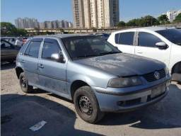 Desmontando Gol Plus 1.0 16v Gasolina ano 2001