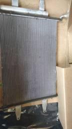 Condensador do Ar condicionado Gol três cilindros 1 .0 Flex
