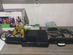 Xbox 360 super slim (LÉIA A DESCRIÇÃO)