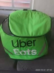 Bag para motoboy tipo mochilão