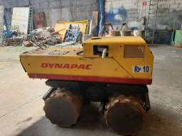 Mini rolo compactador dynapac a diesel