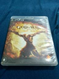 God of war ascension dublado PlayStation 3 original