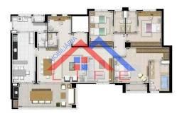 Apartamento à venda com 3 dormitórios em Vila aviacao, Bauru cod:3262