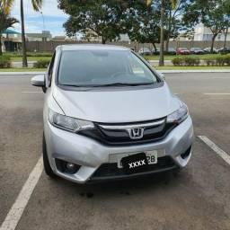 Honda Fit 1.5 EX Automático Prata 2014/2015 - 2015