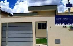 Garavelo - 03 quartos, suíte, só 230 mil, ac financiamento, porcelanato, churrasqueira