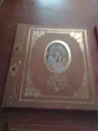 Coleção rara de livros arte sacra