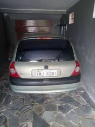Barbada clio muito bim carro R$7.900