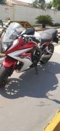 Moto CBR 650 F