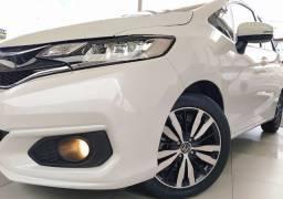 Honda Fit 1.5 Exl 16V Flex 4P Automático 2019/2020