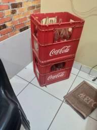 Engradados coca cola