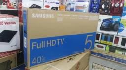 Smart Tv Led Samsung FHD 40 Polegadas Wifi Nova lacrada garantia e nota