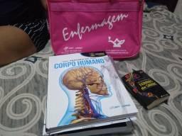 OPORTUNIDADE! Combo- Livros para curso Técnico em Enfermagem