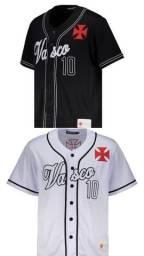 Camisa Vasco baseball