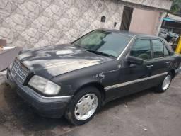 Só peças da Mercedes C280 ano 1995