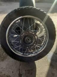 Vendo uma roda da bross