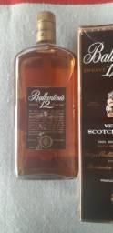 Ballantimes very scotch wisky 12 anos edicao 1970