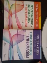 Vendo Livros de Enfermagem Potter/Perry