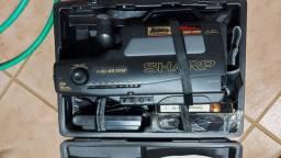 Camera Filmadora sharp vhs vl-l170B
