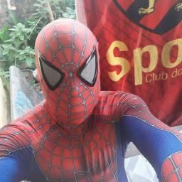 Fantasia homen aranha