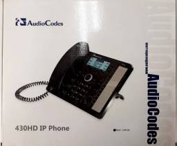 Aparelhos Telefones Ip 430 Poe Hd Audiocodes
